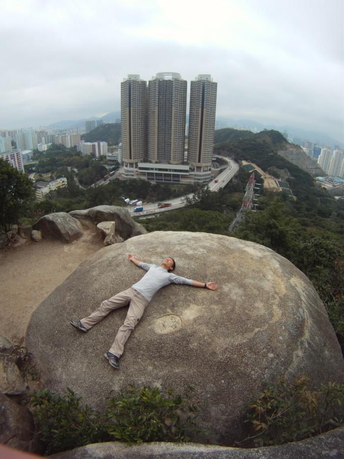 Kowloon peak!