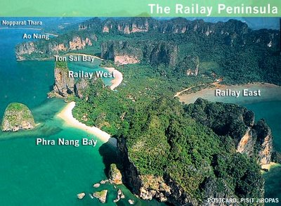 railay-map
