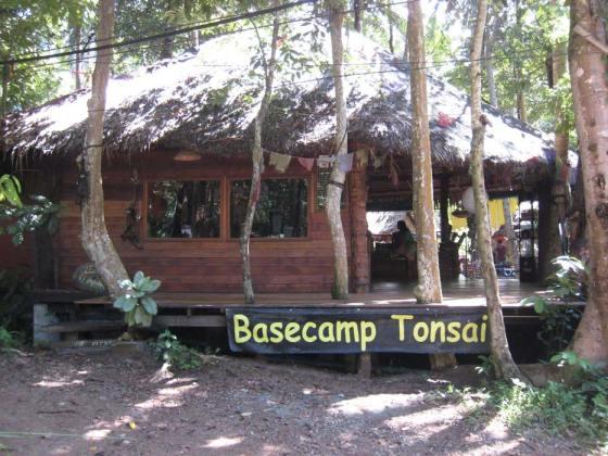 Basecamp Tonsai