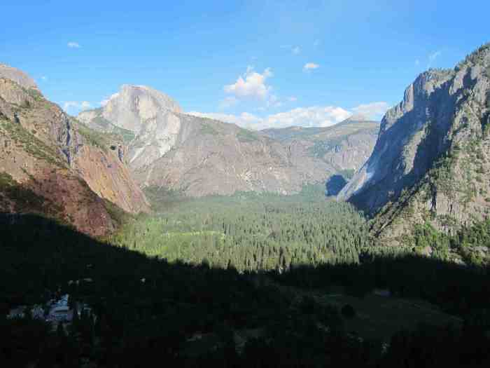 Great Views and great climbs only in Yosemite!