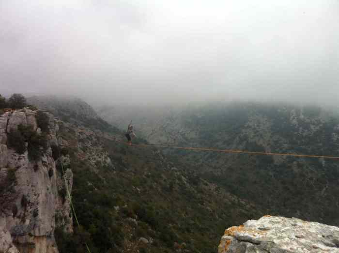 60m highline.. that thing is huge!
