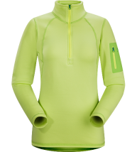 Rho-AR-Zip-Neck-W-Annabelle-Green