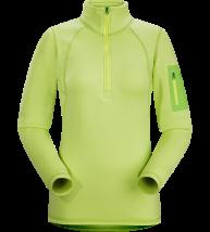 Rho-AR-Zip-Neck-W-Annabelle-Green