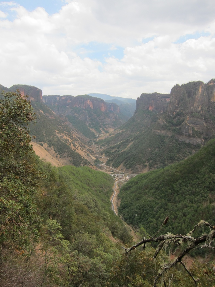 The other gorge