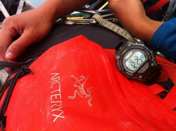 Our sponsors Arc'teryx Singapore for helping us so much in the last 2 years for all our wall adventures! Big Thank you!